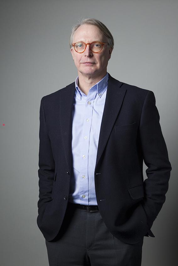 Carl Folke, Guinnerus Award Laureate 2017. Photo: M.Axellson, Azote