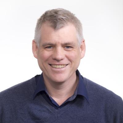 Pål Thonstad Sandvik. Foto: NTNU