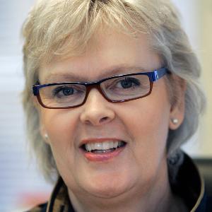 Elisabeth Darj. Foto: NTNU