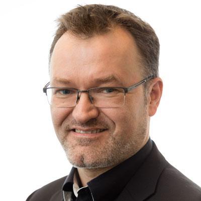 Geir Egil Dahle Øien. Foto: NTNU