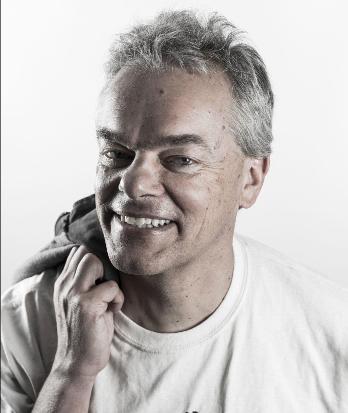 Edvard Moser. Foto: Bård Ivar Basmo/Kavli Institute for Systems Neuroscience