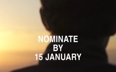 Call for nominations: Gunnerus Award 2021