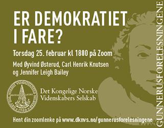 Er demokratiet i fare?